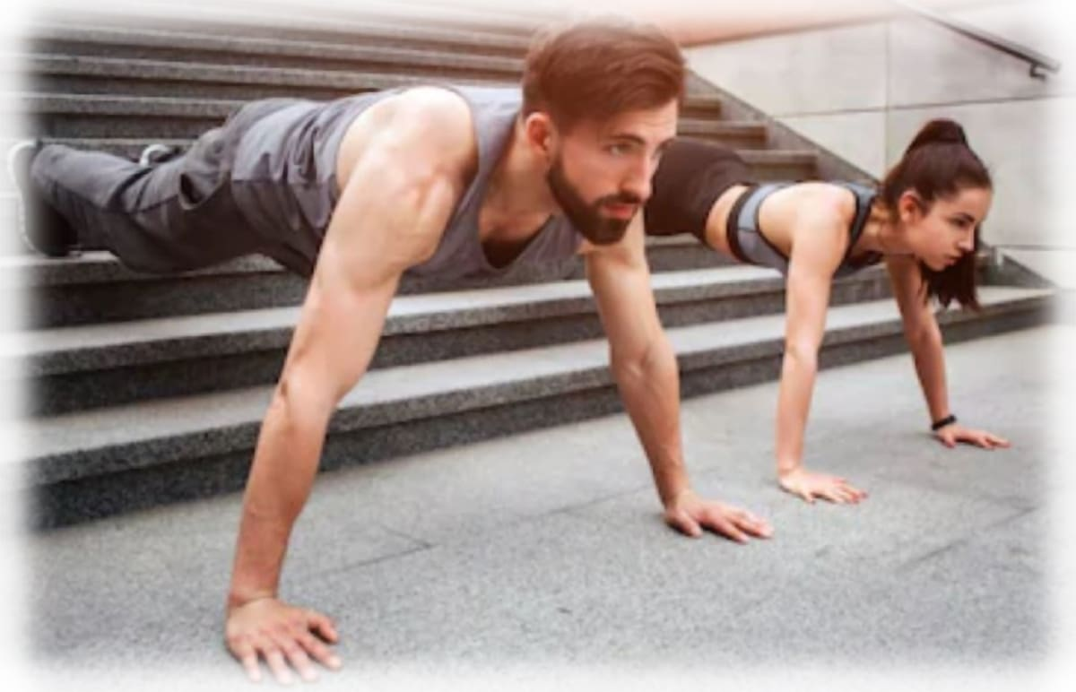 胸 筋 腕立て 腕立て伏せの正しいやり方と10種類のメニュー!効果的に鍛えられる筋...